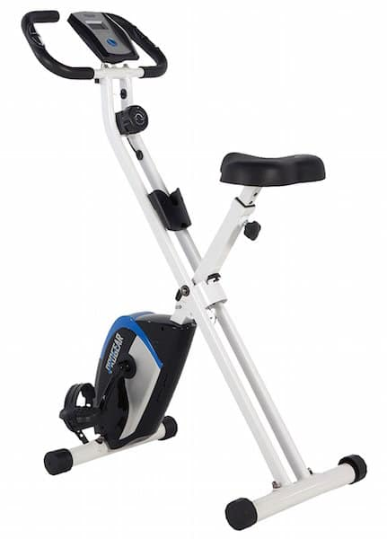 ProGear​ ​225​ ​Foldable​ ​Magnetic​ ​Upright​ ​Bike Review