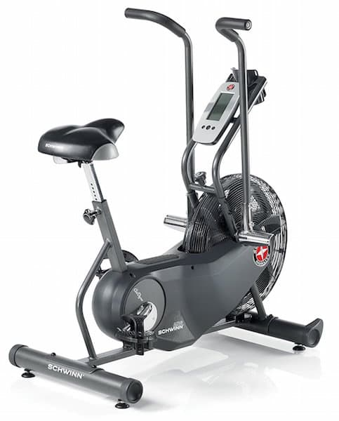 Schwinn​ ​AD6​ ​Airdyne​ ​Upright​ ​Exercise​ ​Bike Review