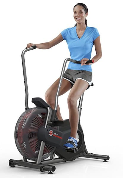 Schwinn Ad2 Airdyne Upright Exercise Bike Review