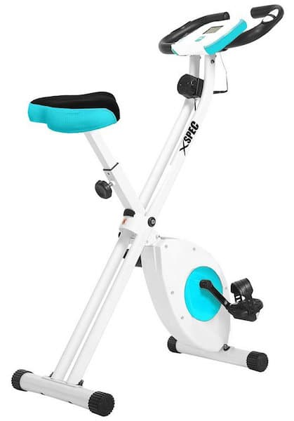 Xspec​ ​Foldable​ ​Upright​ ​Exercise​ ​Bike Review