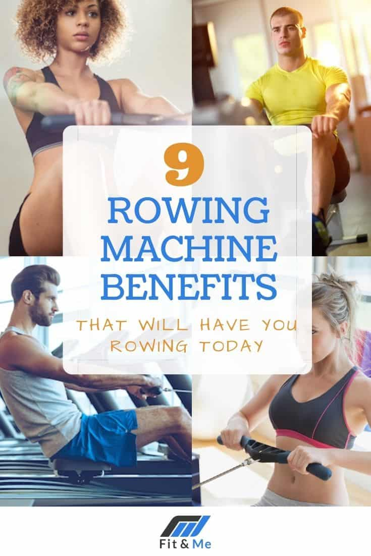 9 Rowing Machine Benefits That Will Have You Rowing Today